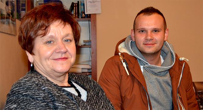 Mateusz Tomczyk - trener kłusaków francuskich
