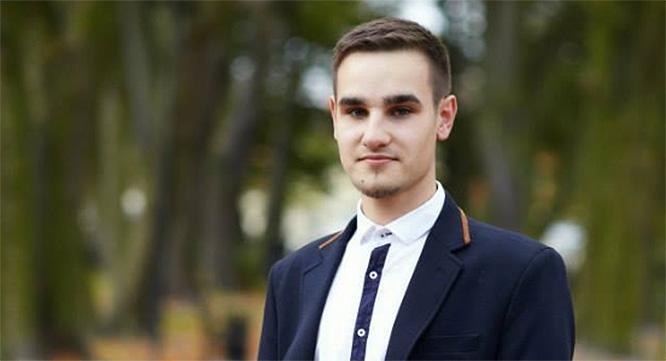 Bartosz Górka - radnym Gminy Sokolniki