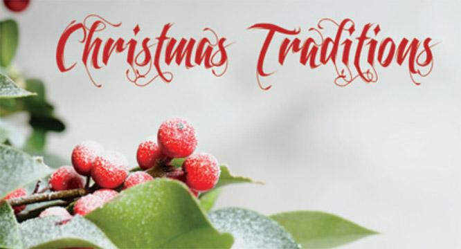 CHRISTMAS TRADITIONS – konkurs zjęzyka angielskiego