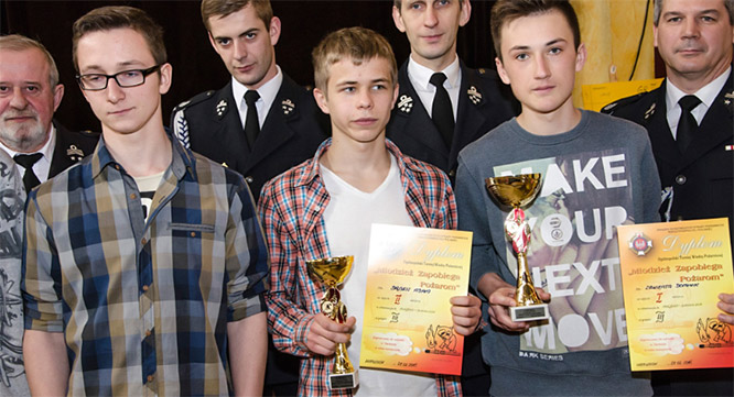 Otwarty Turniej Wiedzy Pożarniczej - eliminacje gminne