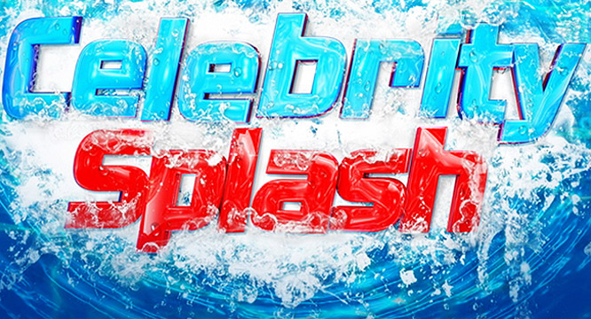 """Celebrity Splash"" – na żywo"