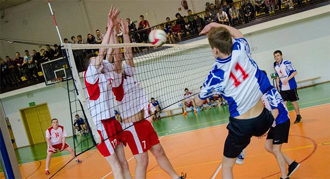 Licealiada - Powiatowy Turniej Piłki Siatkowej
