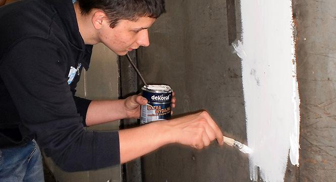 Prace remontowo-malarskie budowlanki