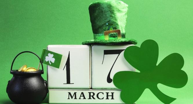 Saint Patrick's Day wStaszicu