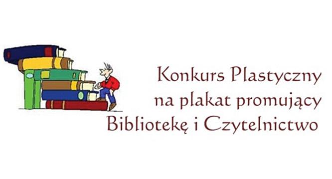 Konkurs Plastyczny naplakat promujący Bibliotekę iCzytelnictwo