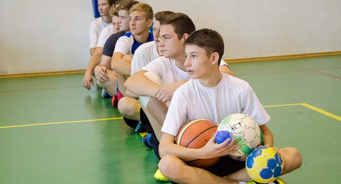 """Europejski tydzień sportu w""""Staszicu"""""""