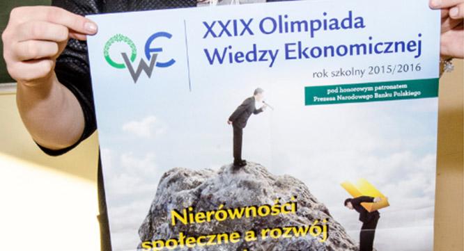 Olimpiada Wiedzy Ekonomicznej – etap szkolny