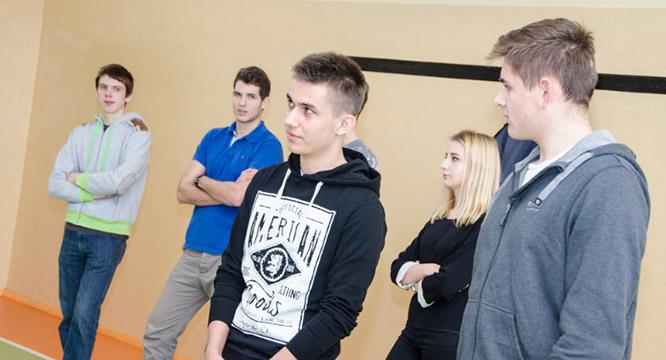 Zwizytą wGimnazjum wBolesławcu – kolejna promocja naszej szkoły