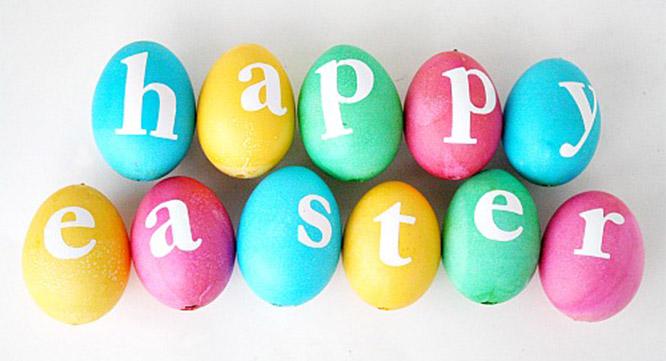 """Konkurs zjęzyka angielskiego """"Happy Easter"""""""