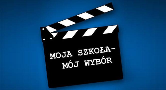 """Konkurs filmowy: """"Moja szkoła – mójwybór"""""""