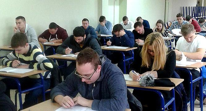 Próbna matura pisemna zjęzyka angielskiego