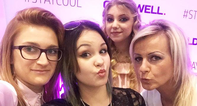 XVI edycja Targów Forum Fryzjerstwa LOOK iForum Kosmetyki BeautyVISION