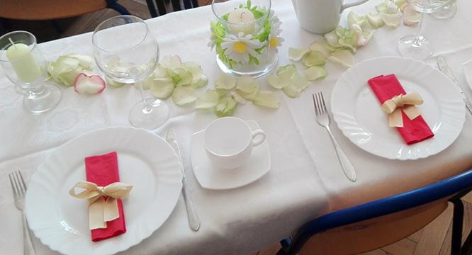 Estetyka, komfort iswoboda spożywania posiłku