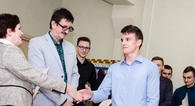 Patryk Wróbel – laureatem konkursu matematycznego