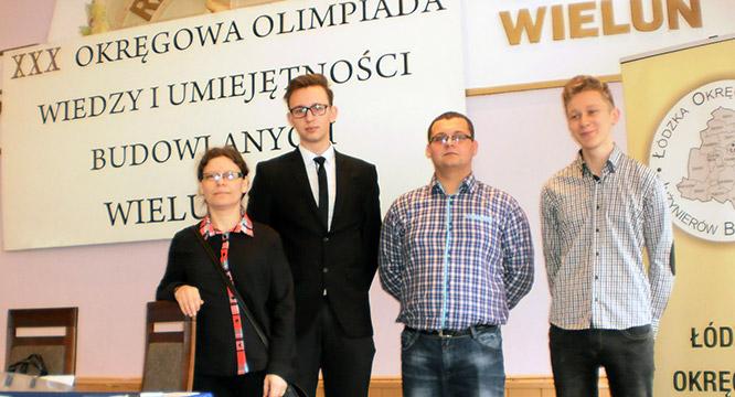 XXX edycja Olimpiady Wiedzy iUmiejętności Budowlanych
