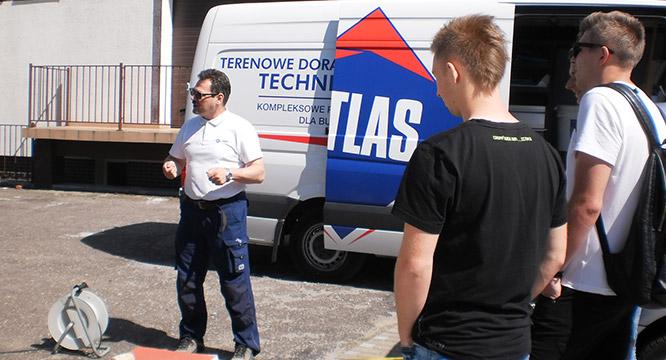 Kolejne szkolenie zfirmą ATLAS
