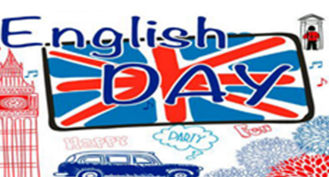 ENGLISH DAY –  Dzień Języka Angielskiego