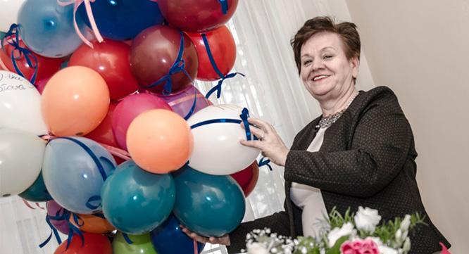Życzenia urodzinowe dla Pani Małgorzaty Karkoszki :)