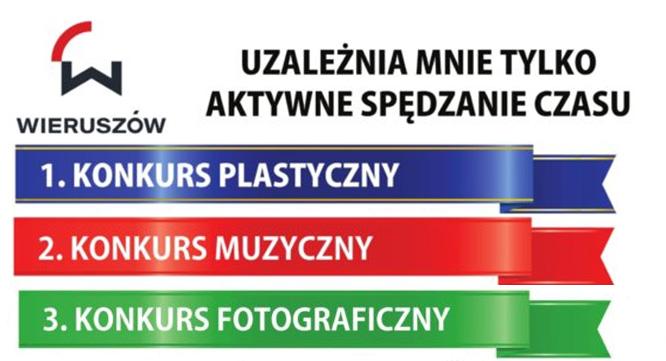 Weź udział wKonkursie Fotograficznym iMuzycznym