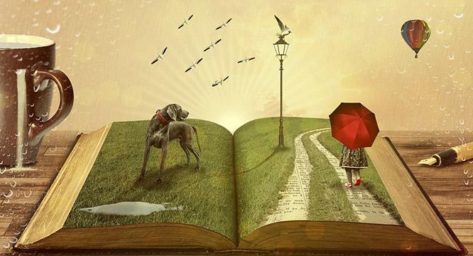 Terapeutyczna Moc Książki