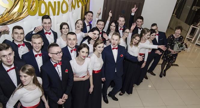 Bal Studniówkowy Staszic 2018 r.