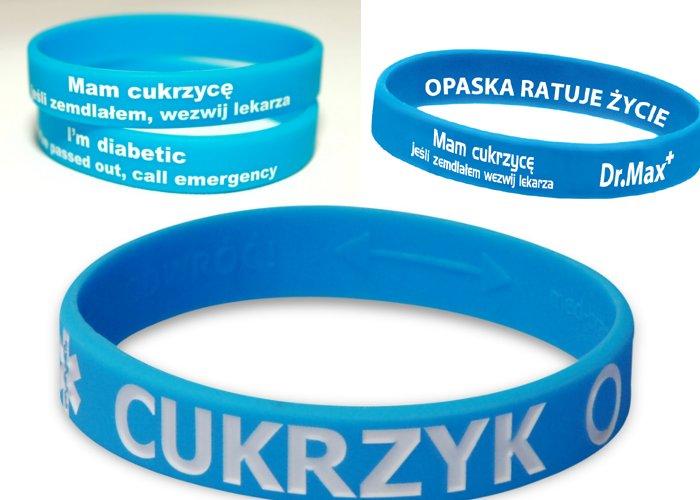 Podziękowania dla Stowarzyszenia Diabetyków zWieruszowa