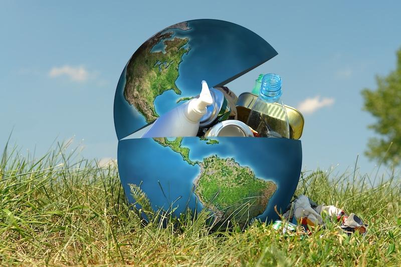 Sprzątanie świata wobiektywie Wiktorii Olek