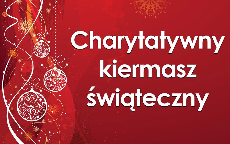 Zapraszamy naŚwiąteczny Kiermasz Charytatywny – Mikołajki – 6 grudnia 2018