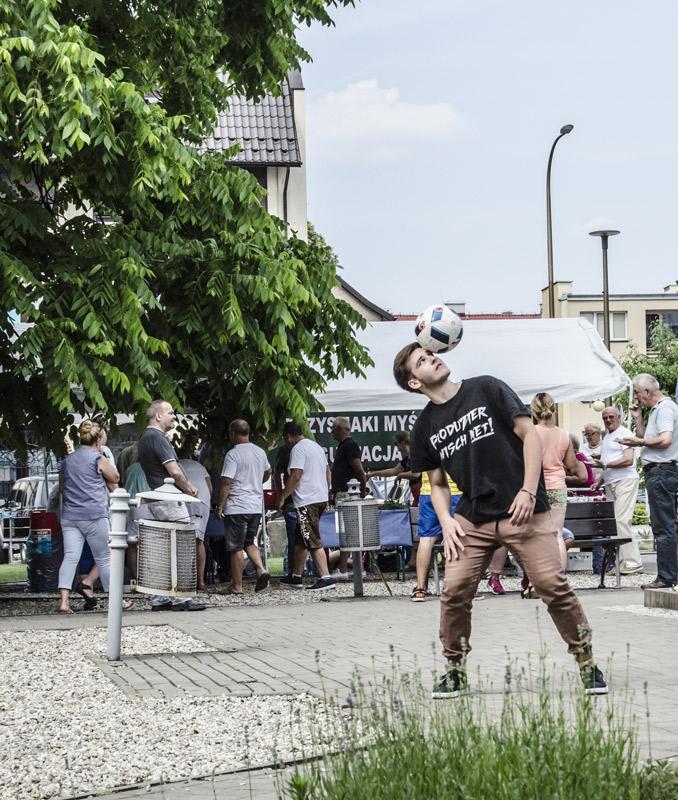 Krystian Prymas – super żongler!