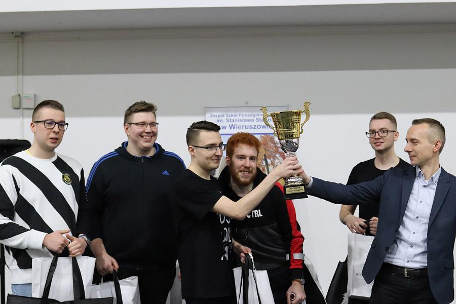 Zanami III edycja League Of Legends Wieruszów 2019
