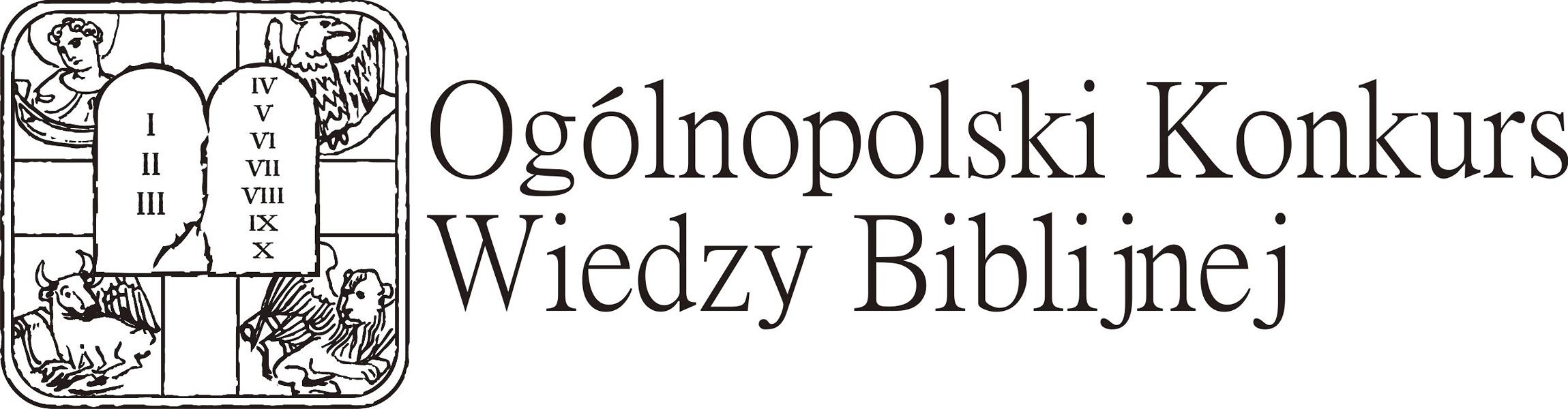 Szkolny etap XXIII Ogólnopolskiego Konkursu Wiedzy Biblijnej
