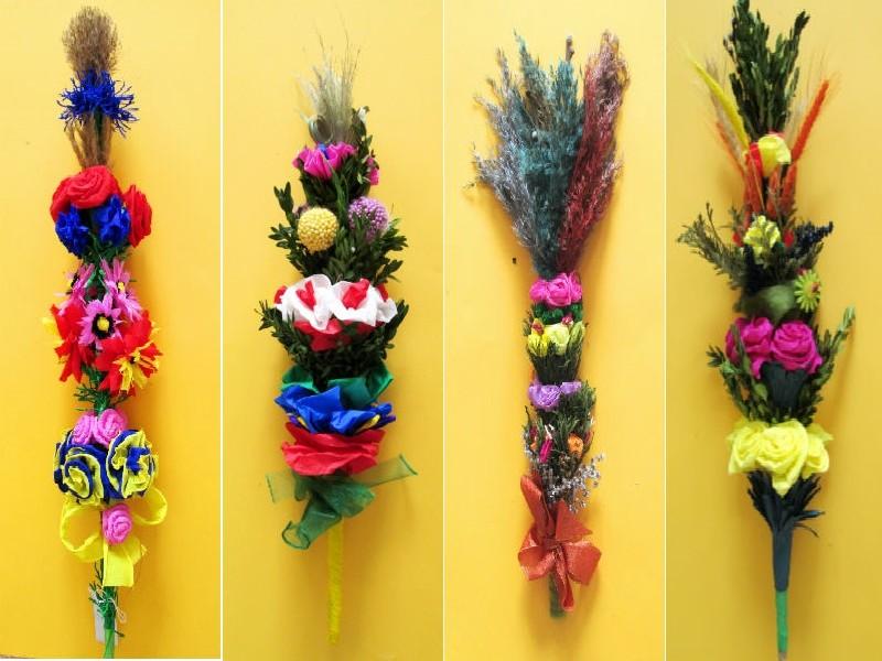 """Wielkanocny, charytatywny konkurs palmowy-wspomóżmy """"Psią Ostoję"""""""