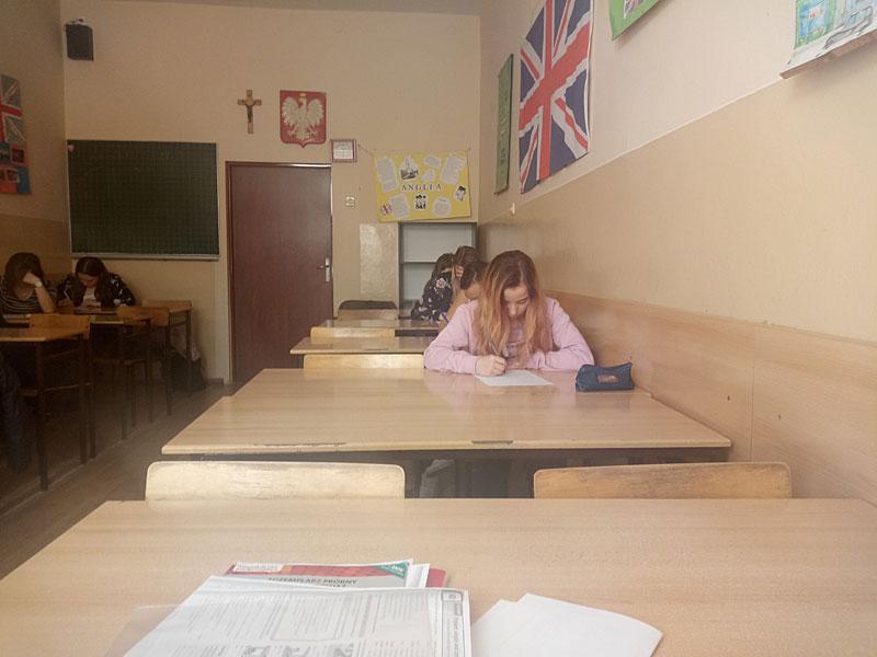 Szkolny Konkurs Języka Angielskiego dla Szkół Branżowych