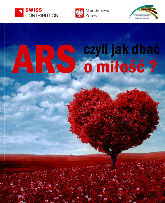 """Podziękowania dla położnej Anny Nowickiej, zapomoc wrealizacji programu """"ARS- czyli jak dbać omiłość"""""""