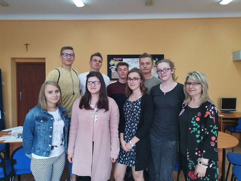 Nowy skład Samorządu Uczniowskiego