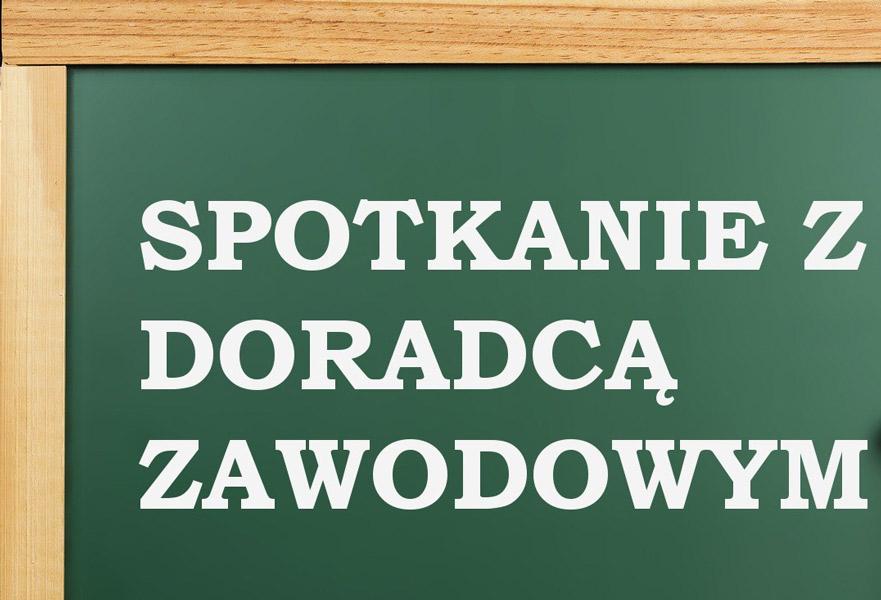 Sytuacja nalokalnym rynku pracy – spotkanie klasy II D zdoradcą zawodowym MCK OHP – p.Aldoną Hoja-Kozera