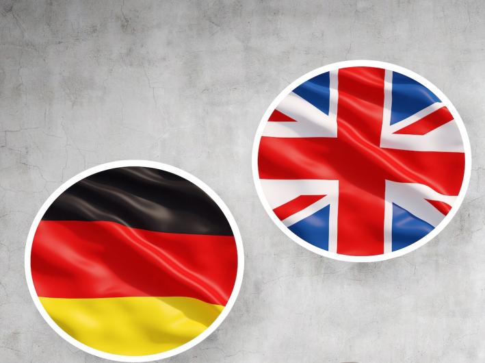Angielsko-niemiecka wycieczka językowa doLondynu iBerlina