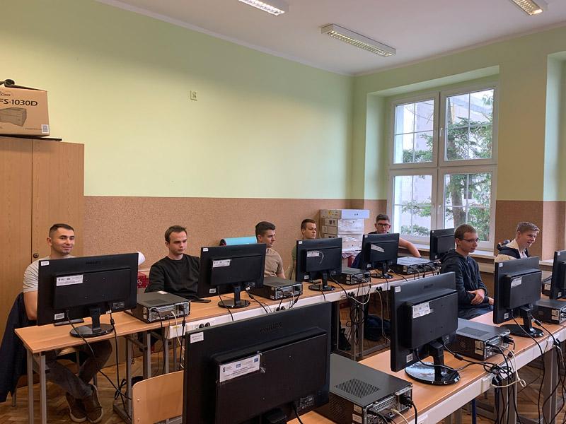 Eliminacje szkolne XLVII edycji Olimpiady Wiedzy Technicznej
