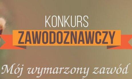 """""""Mój wymarzony zawód"""" – konkurs dla uczestników OHP wWieruszowie"""