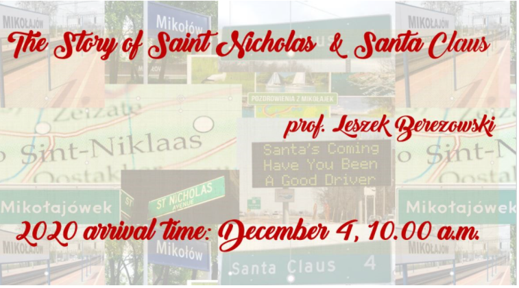 The Story Of Saint Nicholas And Santa Claus