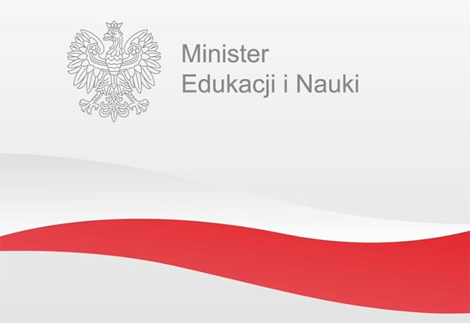 Informacja Ministerstwa Edukacji iNauki
