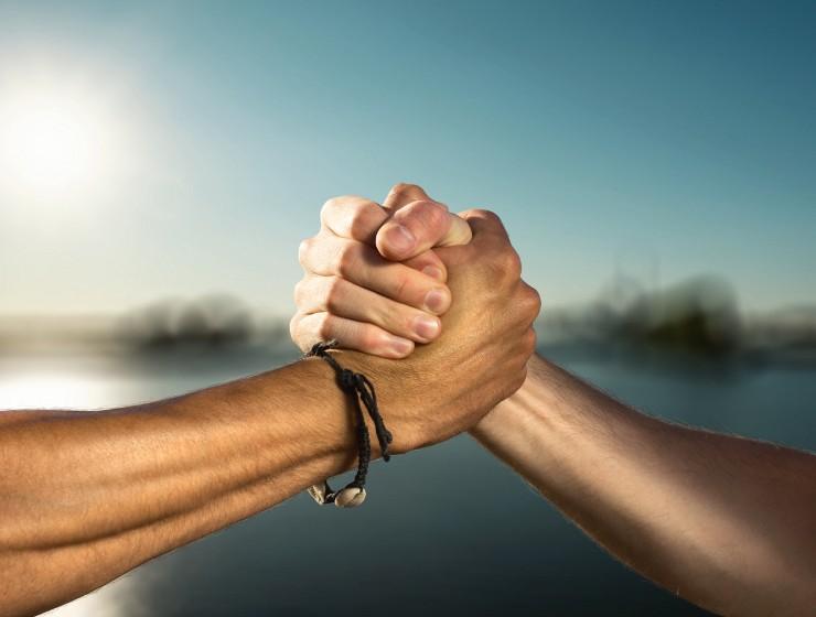 Przyjaźń wczasach pandemii inietylko