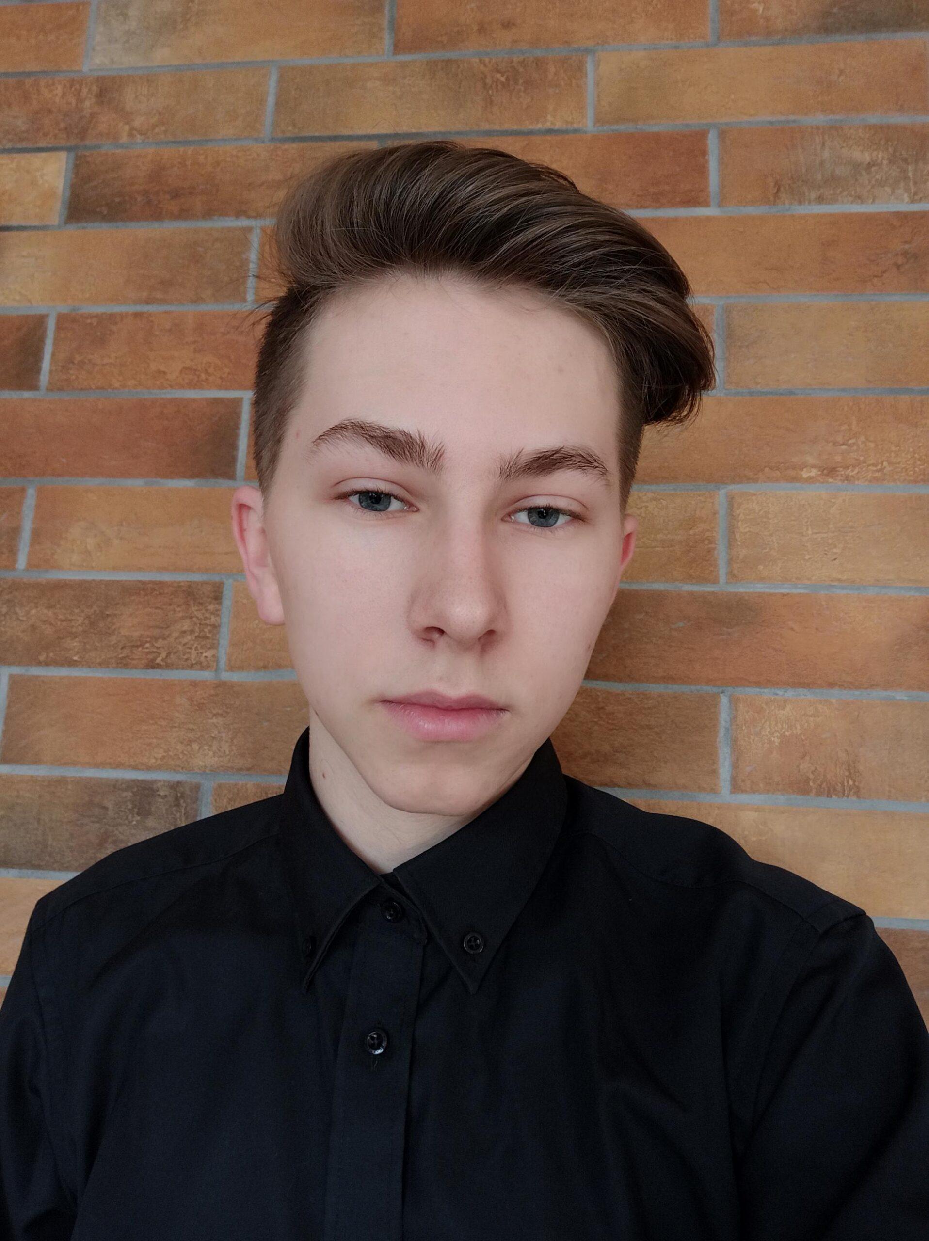 Mateusz Kania wfinale ogólnopolskim Olimpiady Budowlanej