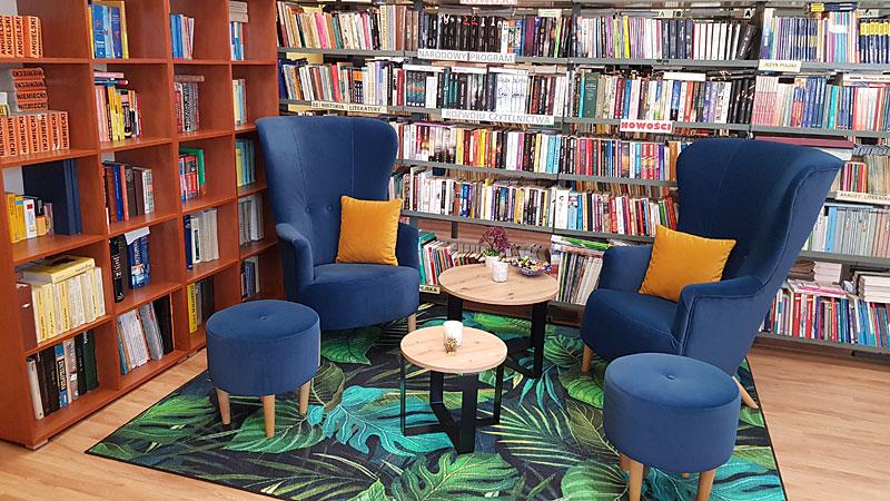 Wersal spełnił marzenia biblioteki wStaszicu!