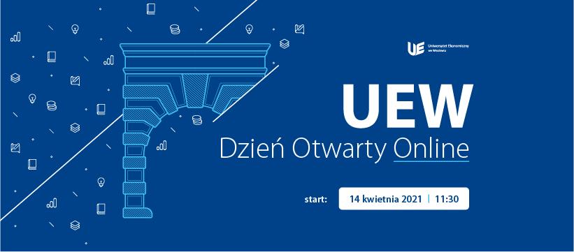 Dzień Otwarty Online Uniwersytetu Ekonomicznego weWrocławiu