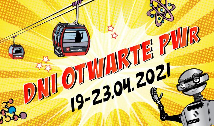Trwają Dni Otwarte Politechniki Wrocławskiej Online 19-23.04.2021
