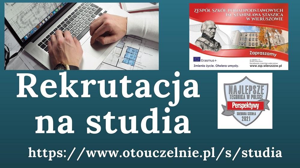 Niezbędnik online dla kandydatów nastudia 2021