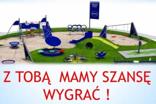 Podwórko NIVEA wWyszanowie! Głosuj iwspieraj akcję szkoły podstawowej!