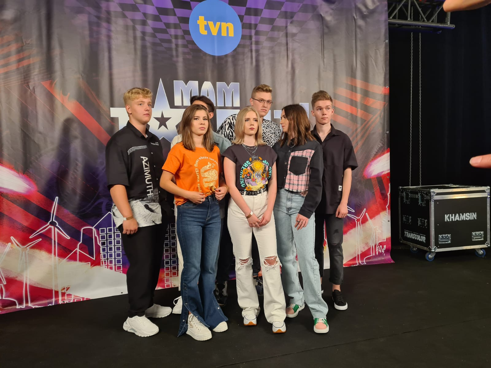 Występ naszych uczniów wmuzycznym talent show TVN-u