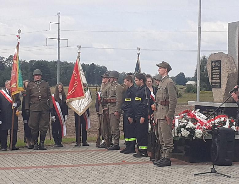 Ku czci poległych w82. rocznicę wybuchu II wojny światowej